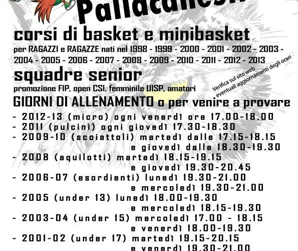 Sei nato nel 1998-1999-2000-2001-2002-2003 – 2004 – 2005 – 2006 – 2007 – 2008 – 2009 – 2010 – 2011 – 2012 – 2013? La nostra scuola di pallacanestro è […]