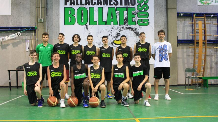 Squadra U15 2017-2018