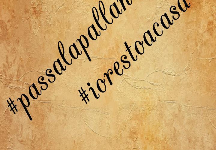 """Oltre 100 tra atleti, dirigenti e allenatori hanno risposto """"io ci sono"""" alla cordata #passalapallanonilvirus della nostra società. Un successo che non ci aspettavamo e ci rende orgogliosi. Ecco il […]"""