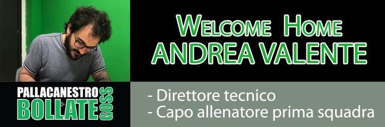 Siamo lieti di dare il benvenuto ad Andrea Valente come nuovo allenatore della nostra prima squadra ma soprattutto come direttore tecnico della Pallacanestro Bollate Goss. Andrea ha conseguito le qualifiche […]