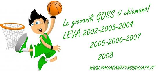 Sono sempre aperte le iscrizioni per la leva basket per le categorie: Under 13 (nati nel 2008) Under 16 (nati nel 2005-06-07) Under 18 (nati nel 2002-03-04) Durante tutto l'anno […]