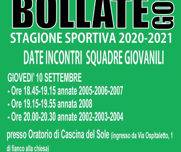 Ecco le date e gli orari delle riunioni con i genitori delle squadre GIOVANILI (annate dal 2002 al 2008). La riunione del minibasket (annate dal 2009 al 2015) sarà la […]